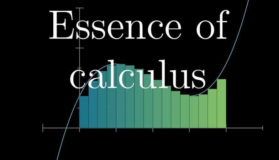 3Blue1Brown, Calculus, aitube.io, aitu.be, carlolepelaars.nl, essence, integration, derivative, graphs