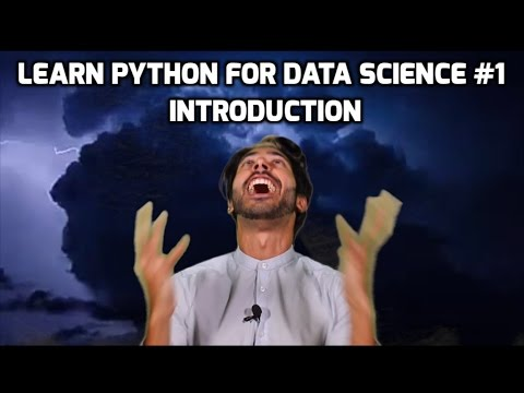 Siraj Raval, Python, Data Science, Carlo Lepelaars, carlolepelaars.com, machine learning, course, aitube.io, aitu.be