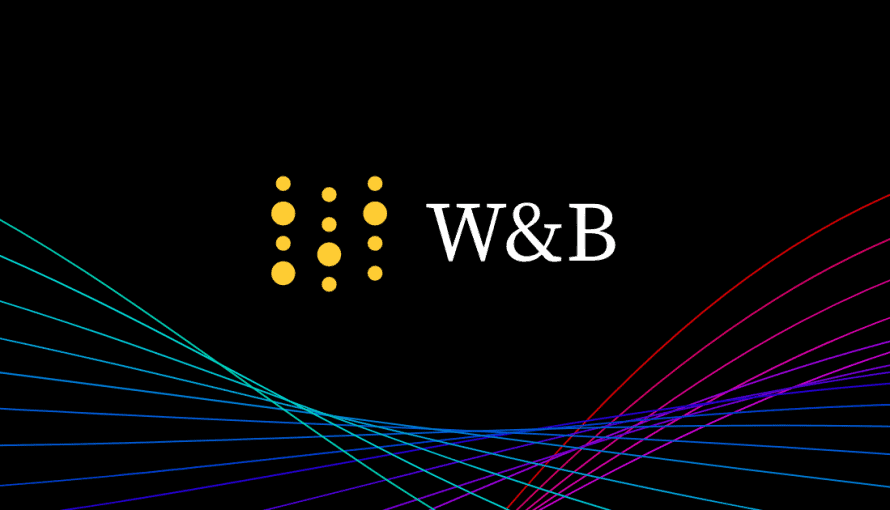 Weights And Biases, logo